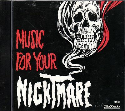 Halloween Music With Sound Effects (MUSIC FOR YOUR NIGHTMARE: EERIE HALLOWEEN MUSIC with SOUND EFFECTS Vintage)