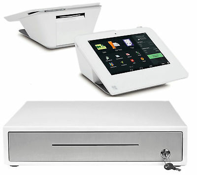 Clover Mini Pos Apple Pay Emv Printer Credit Card Machine With Cash Drawer