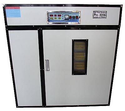 Rite Farm Products Pro1056 Cabinet Incubator Hatcher 1056 Chicken Egg Capacity