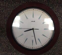 SALTON SAILBOAT WALL CLOCK QUARTZ
