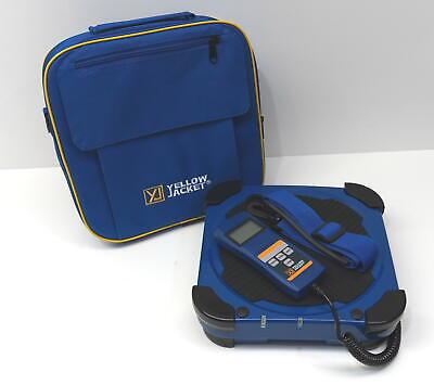 Yellow Jacket 68862 220 Lb Electronic Charging Scale Hvac Refrigerants