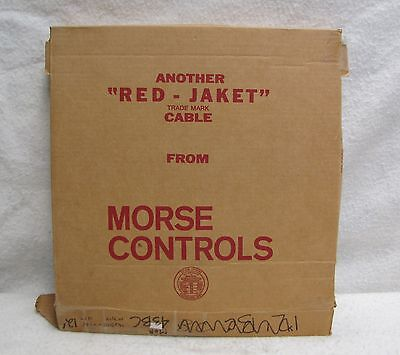 (Morse Control Cable 046348-000-144.0 12FT)