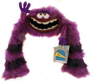 Disney-Pixar-Monsters-University-ART-Large-Stuffed-Plush-Doll-Poseable-Inc-NEW