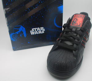 Adidas Superstar II, rare Darth Vader Star Wars sneakers