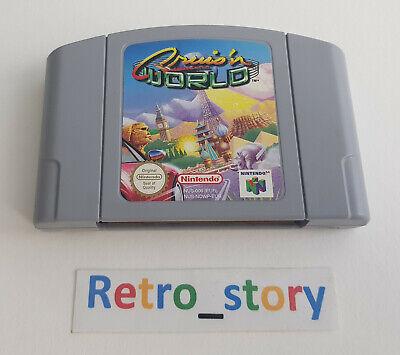 Nintendo 64 N64 - Cruis 'N World - PAL - EUR