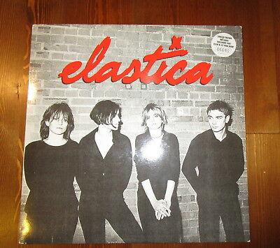 ELASTICA RARE LP SELF TITLES LTD ED 06680 INC FLEXI AND BOOKLET MISPRESSED LABEL comprar usado  Enviando para Brazil