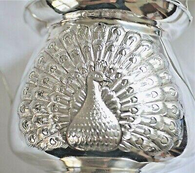 Tea Coffee Pots Sets Silver Tea Set Birmingham