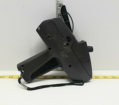 Monarch 1115 Price Tag Gun Label Marker System Working Used