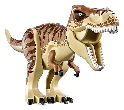 2010 LEGO Jurassic World - T-Rex Dinosaur from 75933 New in Plastic Wrapping