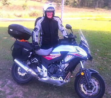 2016 Honda CB500XA Adventure Motorcycle VGC $6,800 Gympie Gympie Area Preview