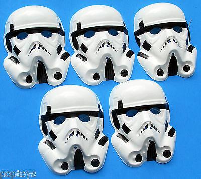 MASK Halloween '77 vintage Star Wars STORMTROOPER Canada LOT OF 5](Star Wars Costumes Canada)