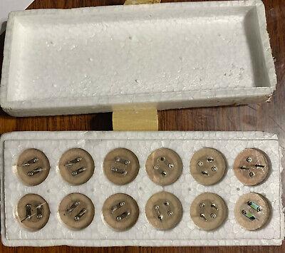 Electron Microscope Filaments Mica Base New