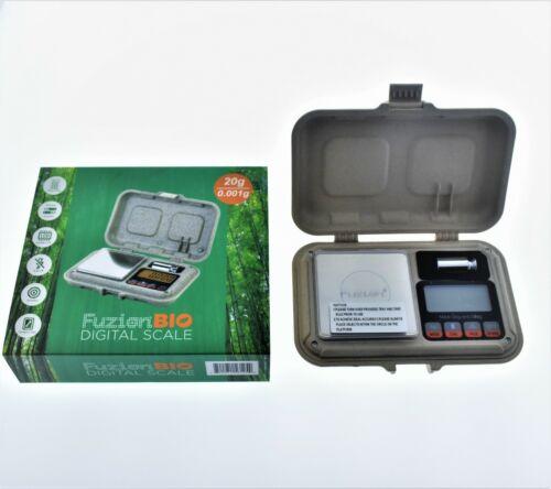 Digital Scale FuzionBIO 20g/0.001g