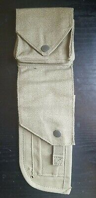 South Africa Defense Force SADF Border War Officers Pistol Holster W/ Ammo Pouch