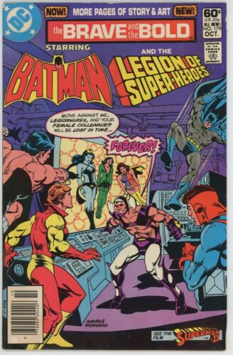 The Brave and The Bold #179 (Oct. 1981, DC)