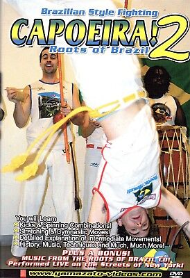 Capoeira 2! Brazilian Style Fighting (DVD, 2004)
