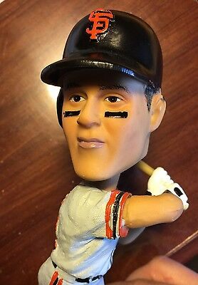 2012 Sga Will Clark 1St At Bat Home Run Bobblehead Sf Giants Not Cap Hat