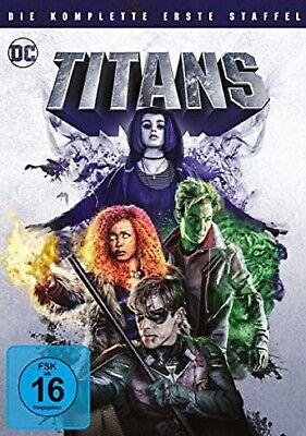 Titans Staffel 1 Neu und Originalverpackt 3 DVDs - Original Serie