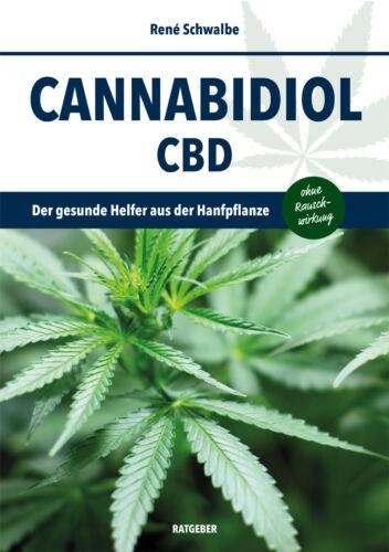 #Cannabidiol CBD – Der gesunde Helfer aus der Hanfpflanze -deutschsprachiges Buch#