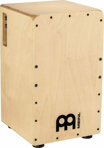 Meinl Percussion Cajon - Pickup Woodcraft Series Cajon - Natural - PWC100B