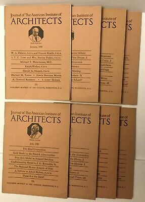 1950 JOURNAL OF THE AMERICAN INSTITUTE OF ARCHITECTS BOOK