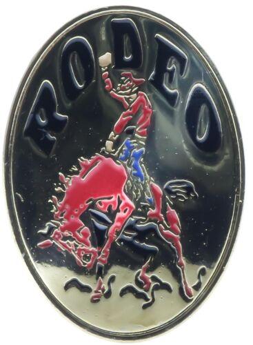 Bronc Rider Rodeo CowboyHat or Lapel Pin PPM F3D33G