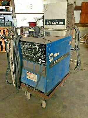 Miller Syncrowave 250 Tig Acdc Welder Cooler Kf907860