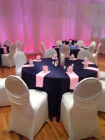 Spandext Chair Cover for Rent