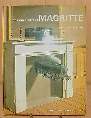 Las Grandes Pintores: Magritte Por A.M. Hammachen