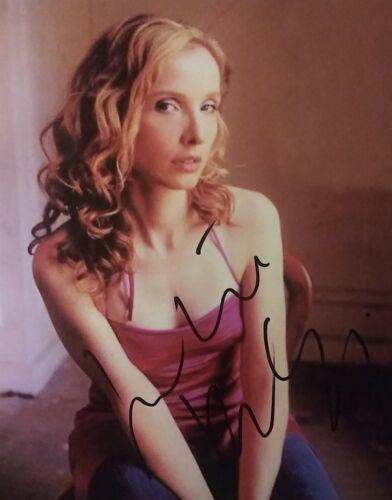 Julie delpy signed 8 x 10