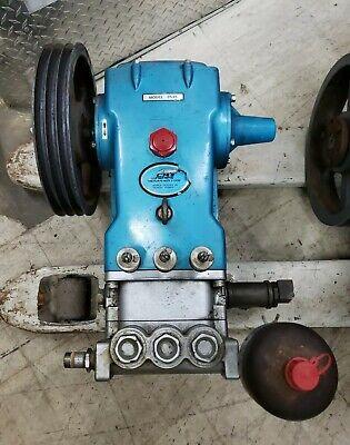Cat Piston Pump 3535 Car Wash Pressure Washer Used