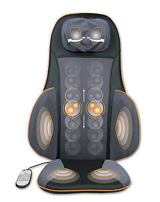 Medisana Massagesitz Shiatsu Massagesitzauflage Massagegerät Massagematte MC 825
