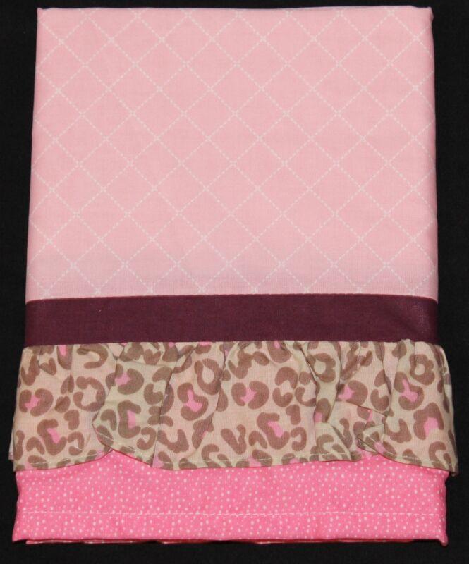 Summer TuTu Cute Window Valance pink purple new