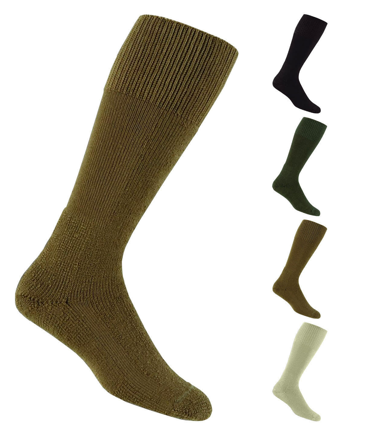 Thorlos MCB Unisex Combat Socks