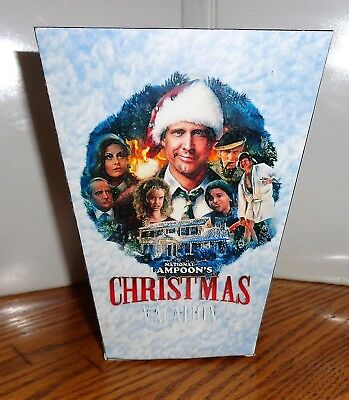 Christmas Vacation Popcorn Box. Chevy Chase.......free Shipping