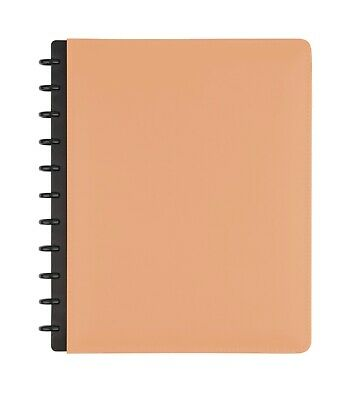Tul Custom Note-taking System Notebook Letter Size Cantaloupe