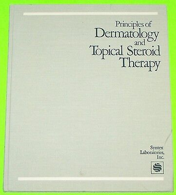 1981 Syntex  Principles Of Dermatology   Topical Steroid Therapy    35Mm Slides