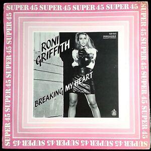 Roni-Griffith-Breaking-My-Heart-Spain-Maxi-Single-Hispavox-12-034-1983-45rpm