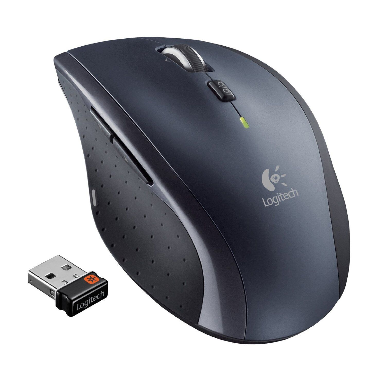 Logitech M705 Marathon Mouse 910-001949 Wireless Laptop Computer Mouse