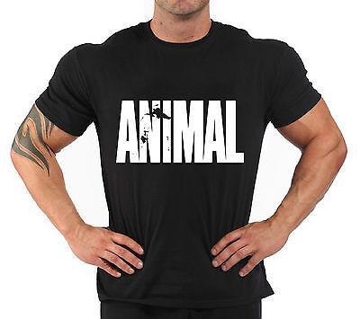 "T-Shirt Bodybuilding Fitness Palestra ""Animal..."""