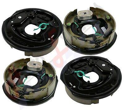 4pc Electric Trailer Brake 10