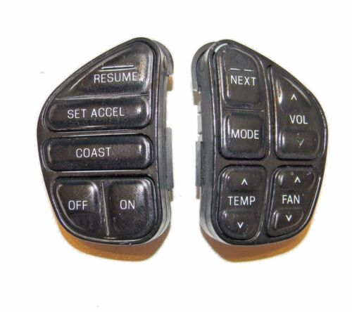 98-04 CRUISE CONTROL SWITCH SET FORD EXPEDITION EXPLORER LINCOLN MERCURY NAVIGAT