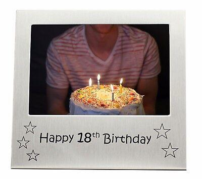 18th Birthday Photo - Happy 18th Birthday Photo Frame - 5