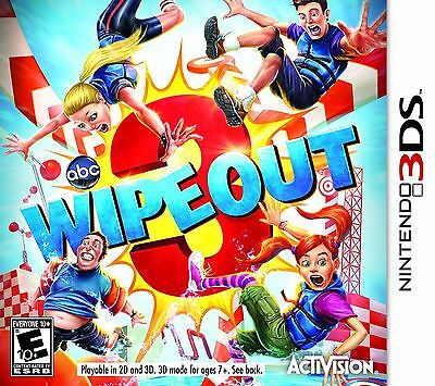 Wipeout 3 Nintendo 3DS Game Brand New and Sealed