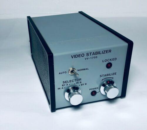 Vintage Showtime Video Ventures Inc. Systems Video Stabilizer VV-170S