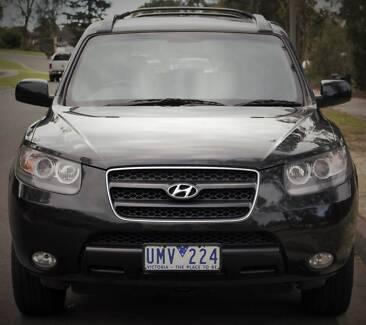 2006 Hyundai Santa Fe Wagon Doncaster East Manningham Area Preview