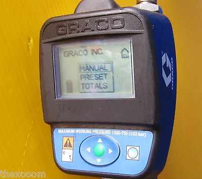 Graco - Electronic Preset Metered Dispense Valves Rigid Or Flexible Extension