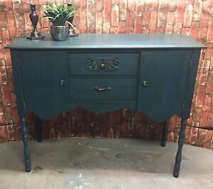 Upcycled furniture and decor