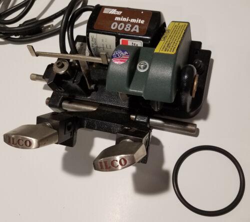 Qty 2 - Drive Belt for Ilco 008, 008A, 008B, Mini Mite Key Cutting Machine
