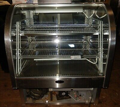 - REFRIGERATED DISPLAY CASE (4137 SCA) ~ DUAL ZONE ~ by RANDELL ~ GREAT CONDITION